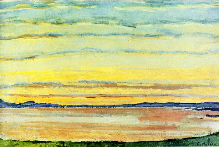 Ferdinand-Hodler-cher-de-soleil-sur-le-lac-Leman